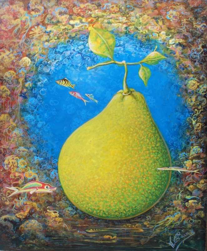 Five fish by  Andre BLAISE - Masterpiece Online