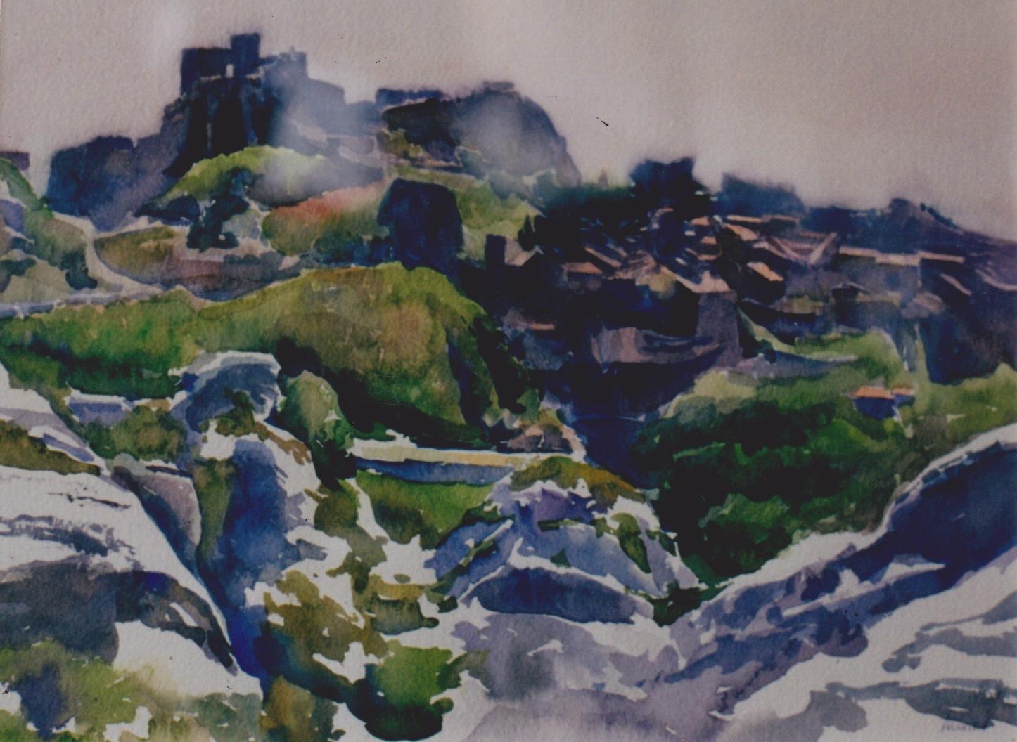 Les Beaux de Provence by  Daud Akhriev - Masterpiece Online