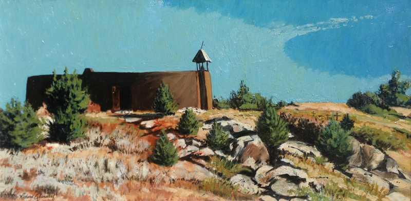 Rancho De Las Golondr... by  Richard C. Sandoval - Masterpiece Online
