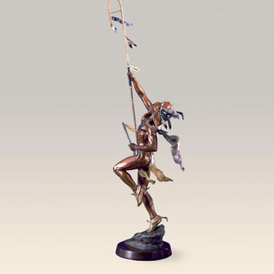 Black Leg Dancer by  Kevin McCarthy - Masterpiece Online