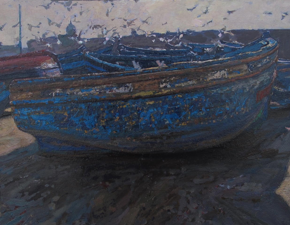 Ready for New Paint by  Daud Akhriev - Masterpiece Online