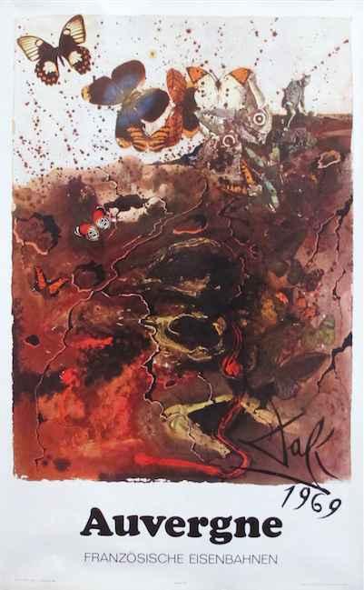 KBE - 1969 Salvador D... by  Salvador Dali (After) - Masterpiece Online