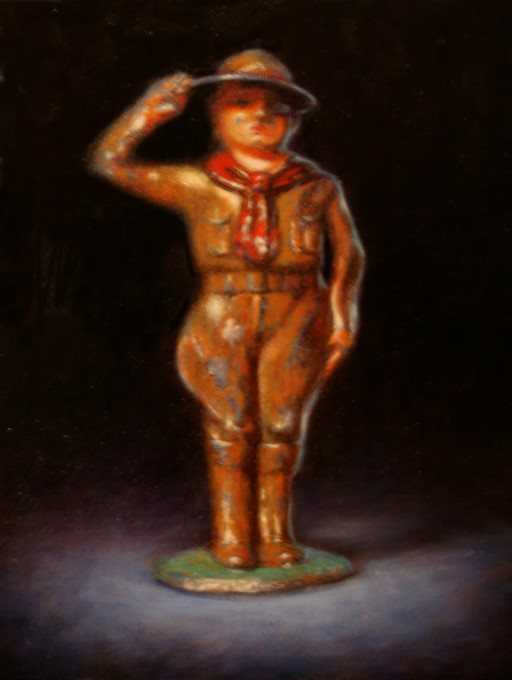 Scout by  Todd Bonita - Masterpiece Online