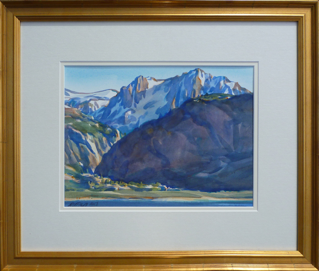 Afternoon in the Sier... by Mr. & Mrs. Gerald Fritzler - Masterpiece Online