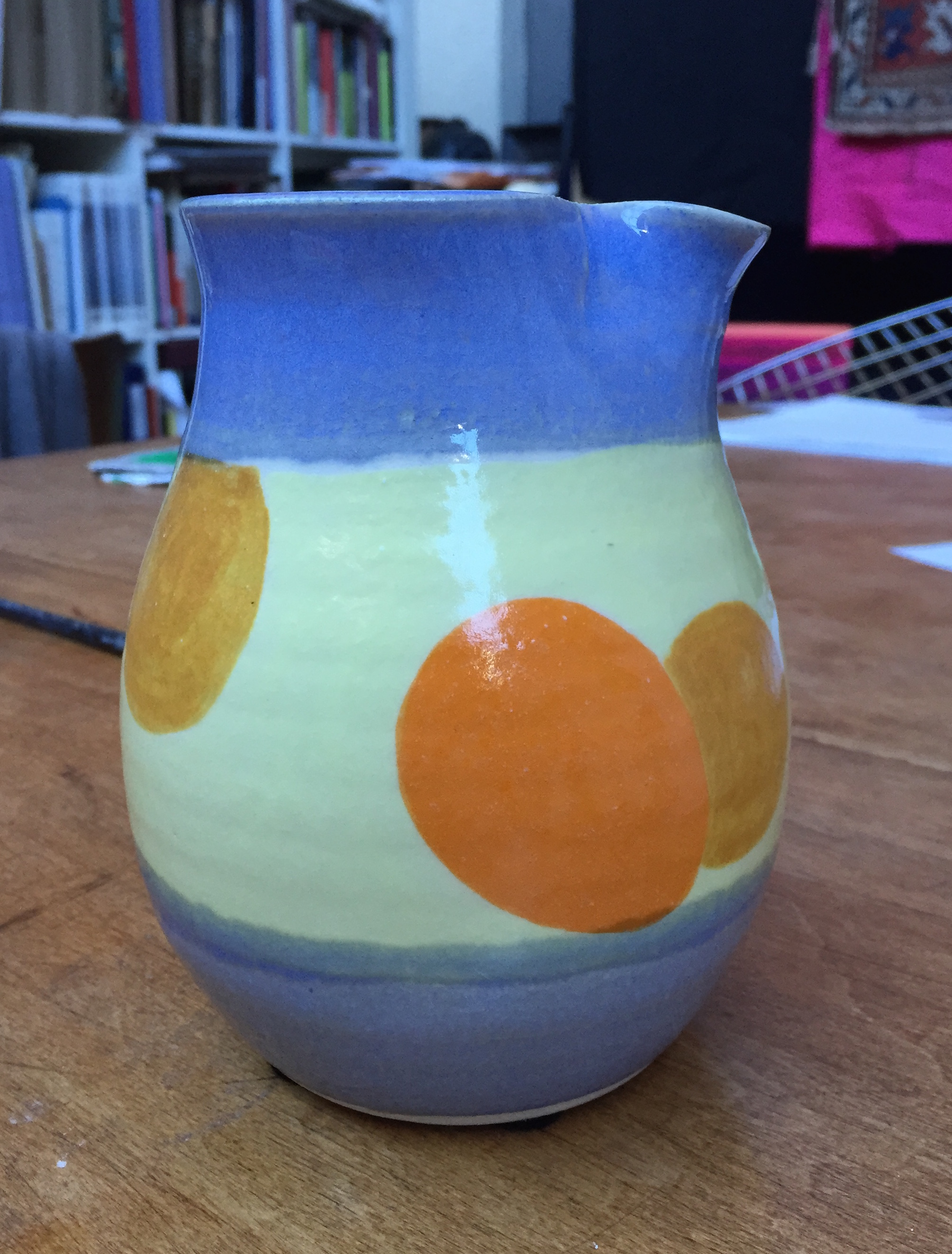 Easter Egg Vase by  Melissa Hefferlin - Masterpiece Online