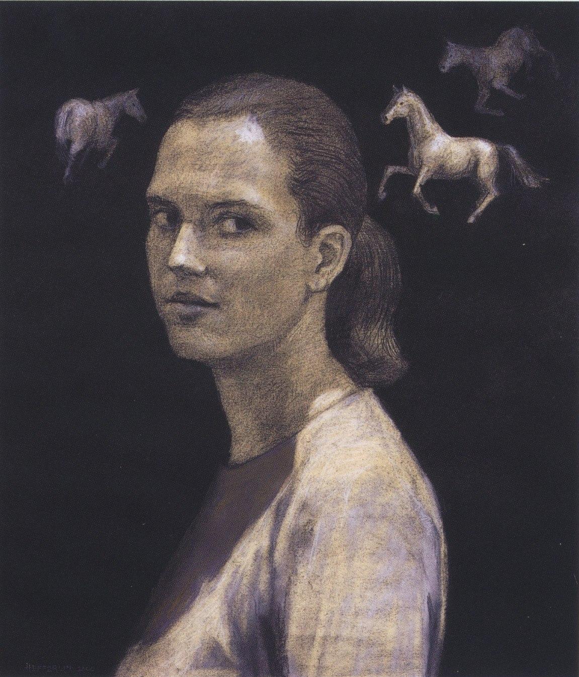 Study for Herd by  Melissa Hefferlin - Masterpiece Online