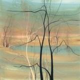 DP-TREES AT TWILIGHT ... by  P. Buckley Moss  - Masterpiece Online