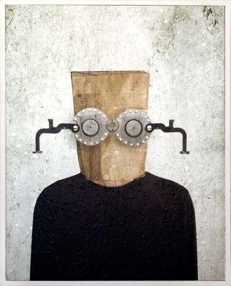 Minds Eye VI by  Carol Coates - Masterpiece Online