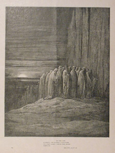 But Not Long Slumbered  by  Gustave Dore