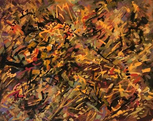 Shouting at the Flowe... by Mr. Terry Firkins - Masterpiece Online