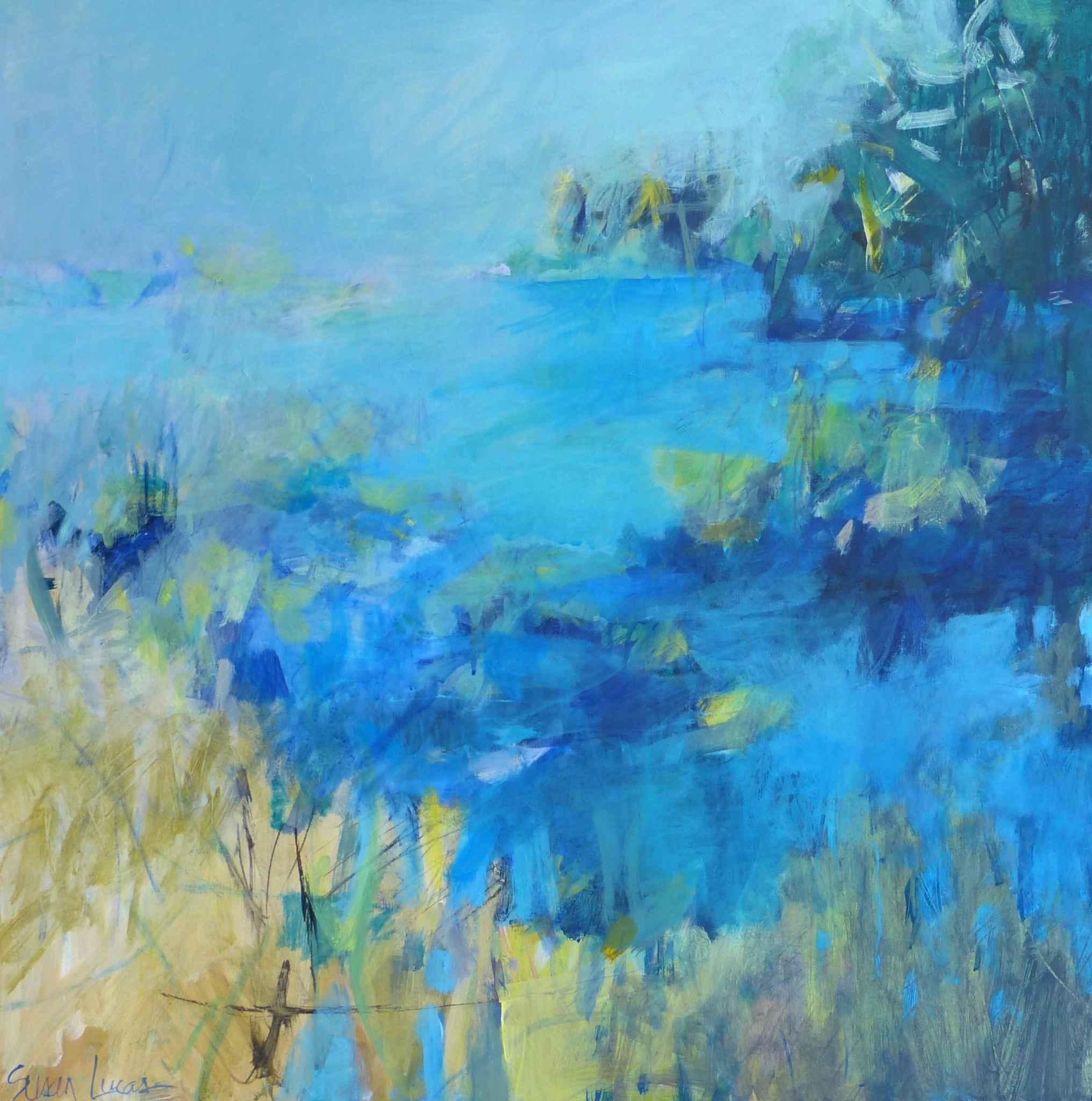 Quiet Cove  by  Susan Lucas