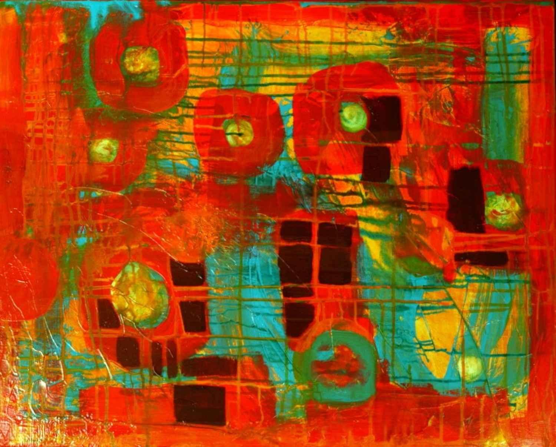 Rhythym by  Sue Robertson - Masterpiece Online
