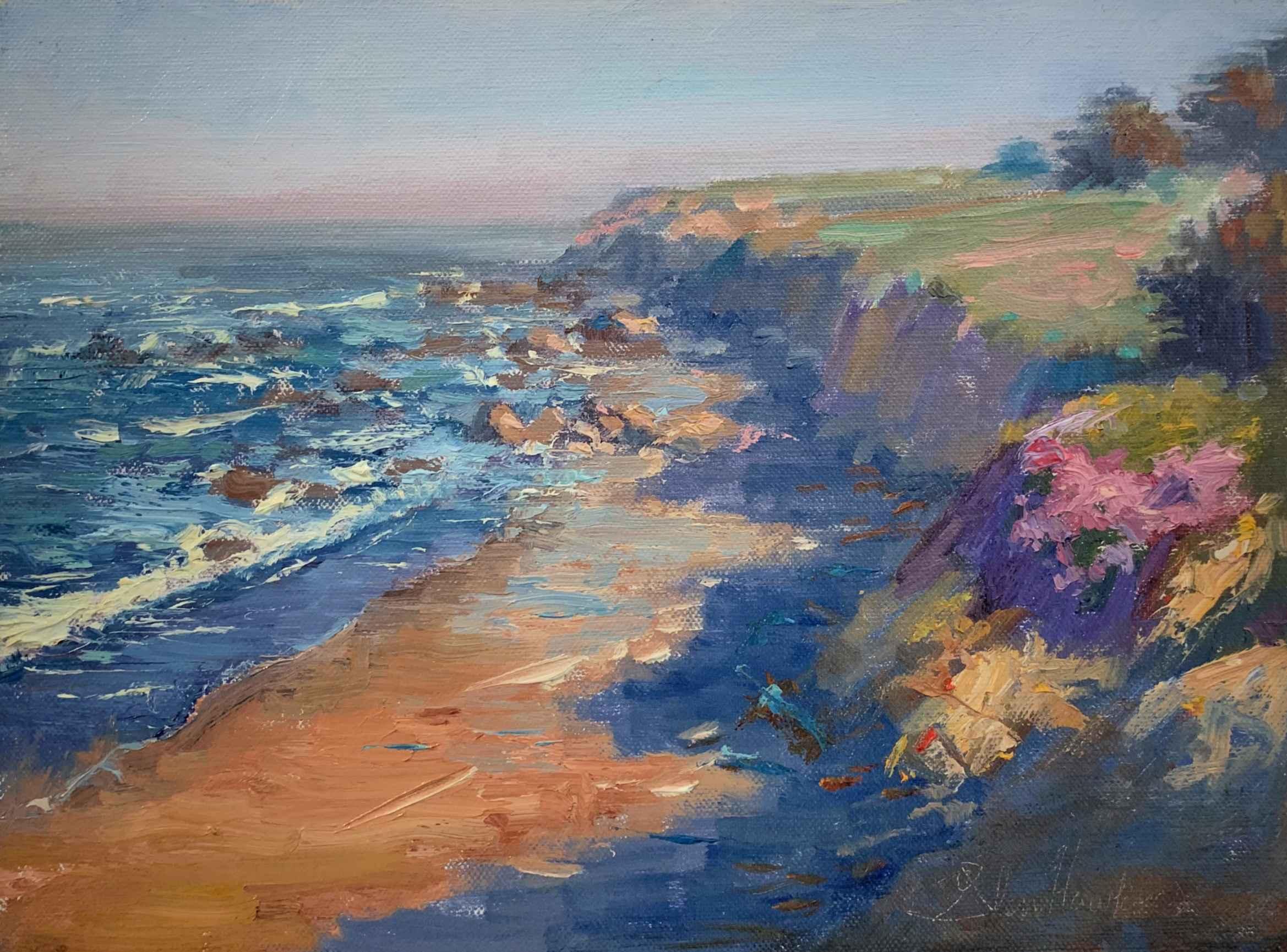 Blue Mist by Mr. Glen Hawkins - Masterpiece Online