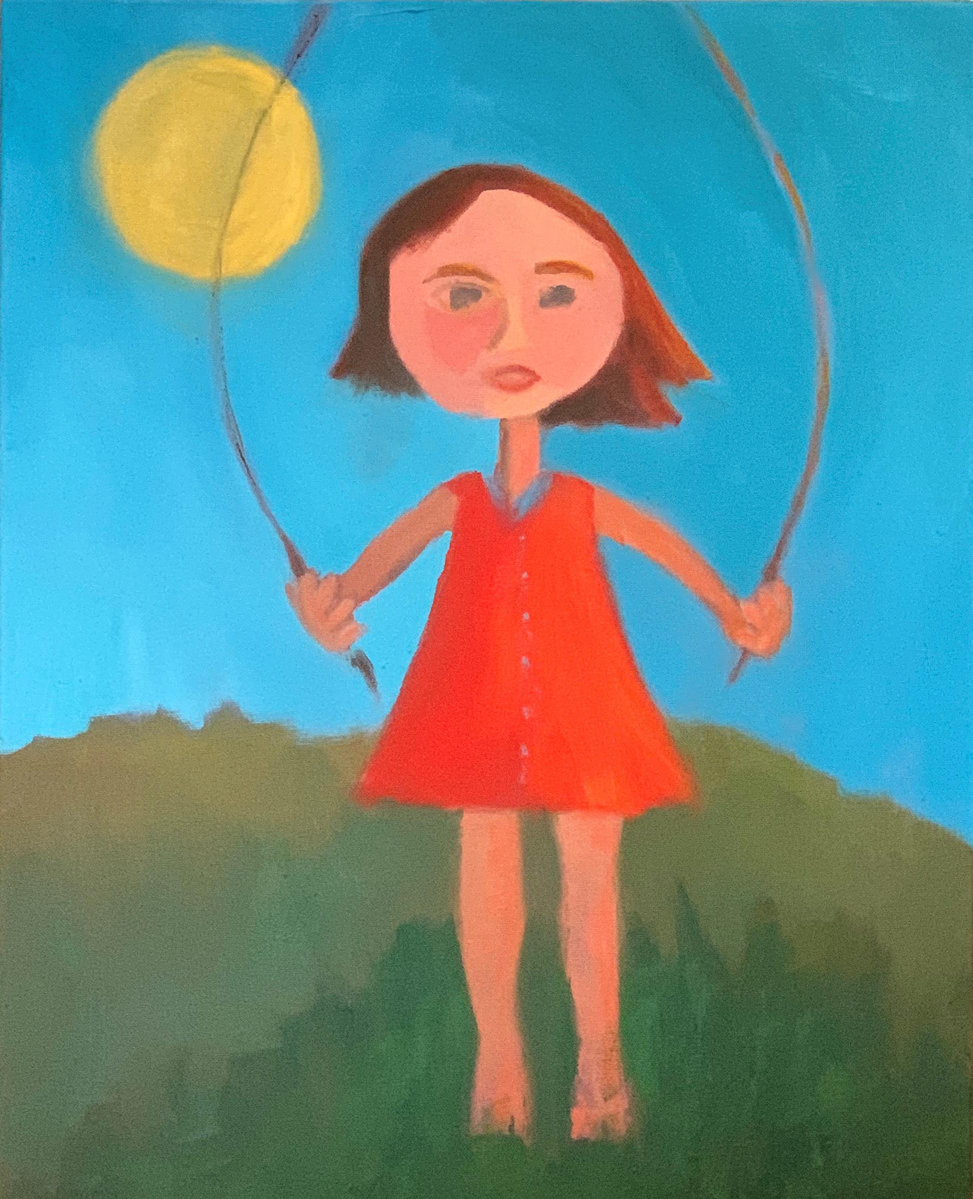Jumping Rope by  Brenda Fox - Masterpiece Online