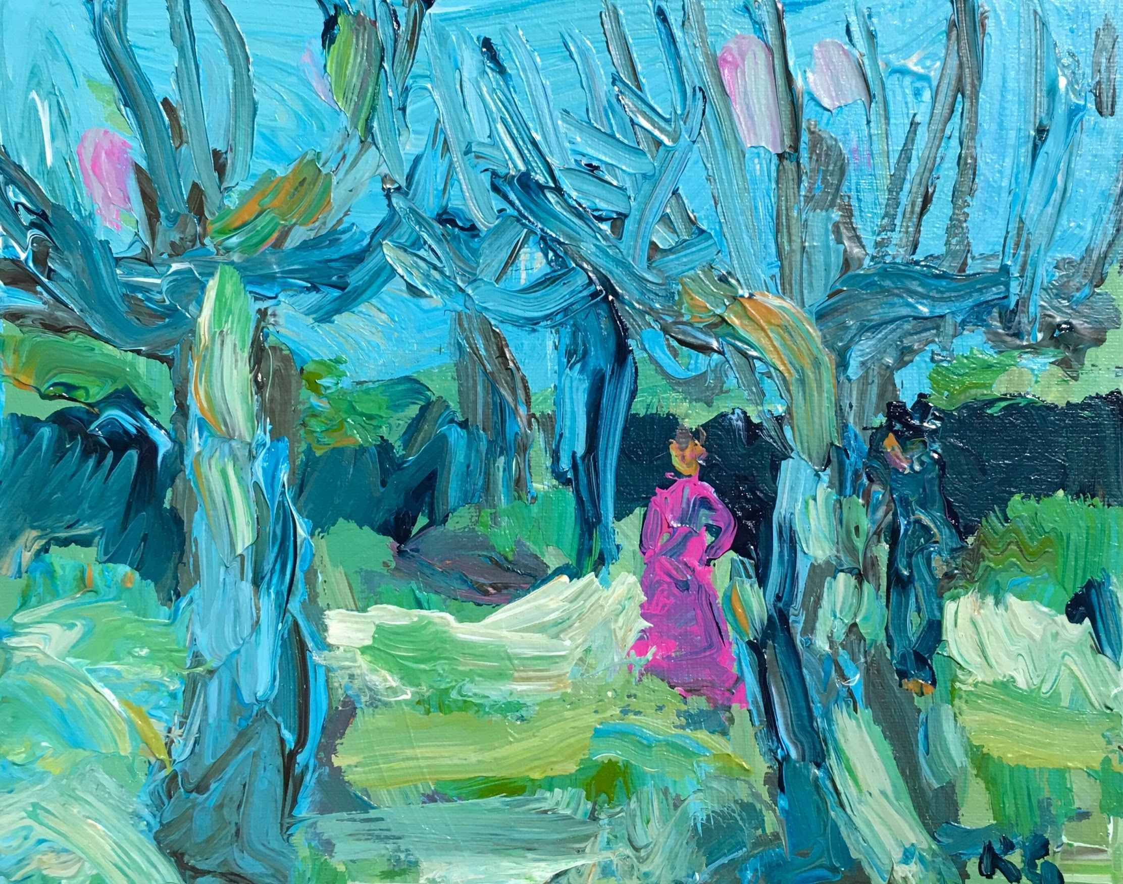Pastoral by  Rita Guile - Masterpiece Online