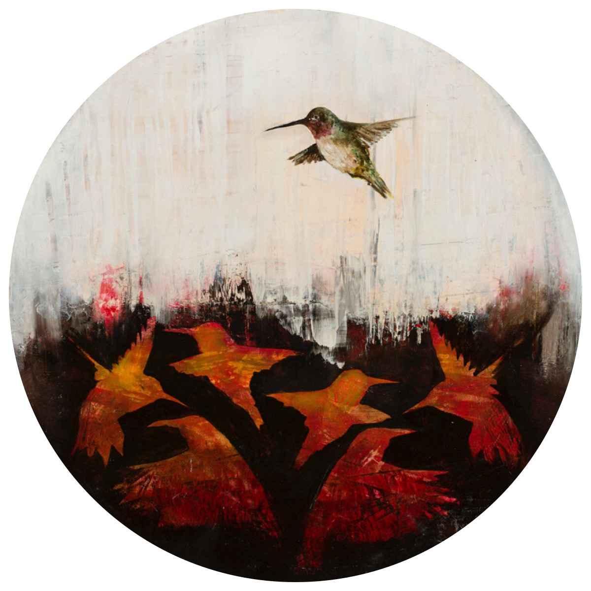 Rising Again by  Jenna von Benedikt - Masterpiece Online