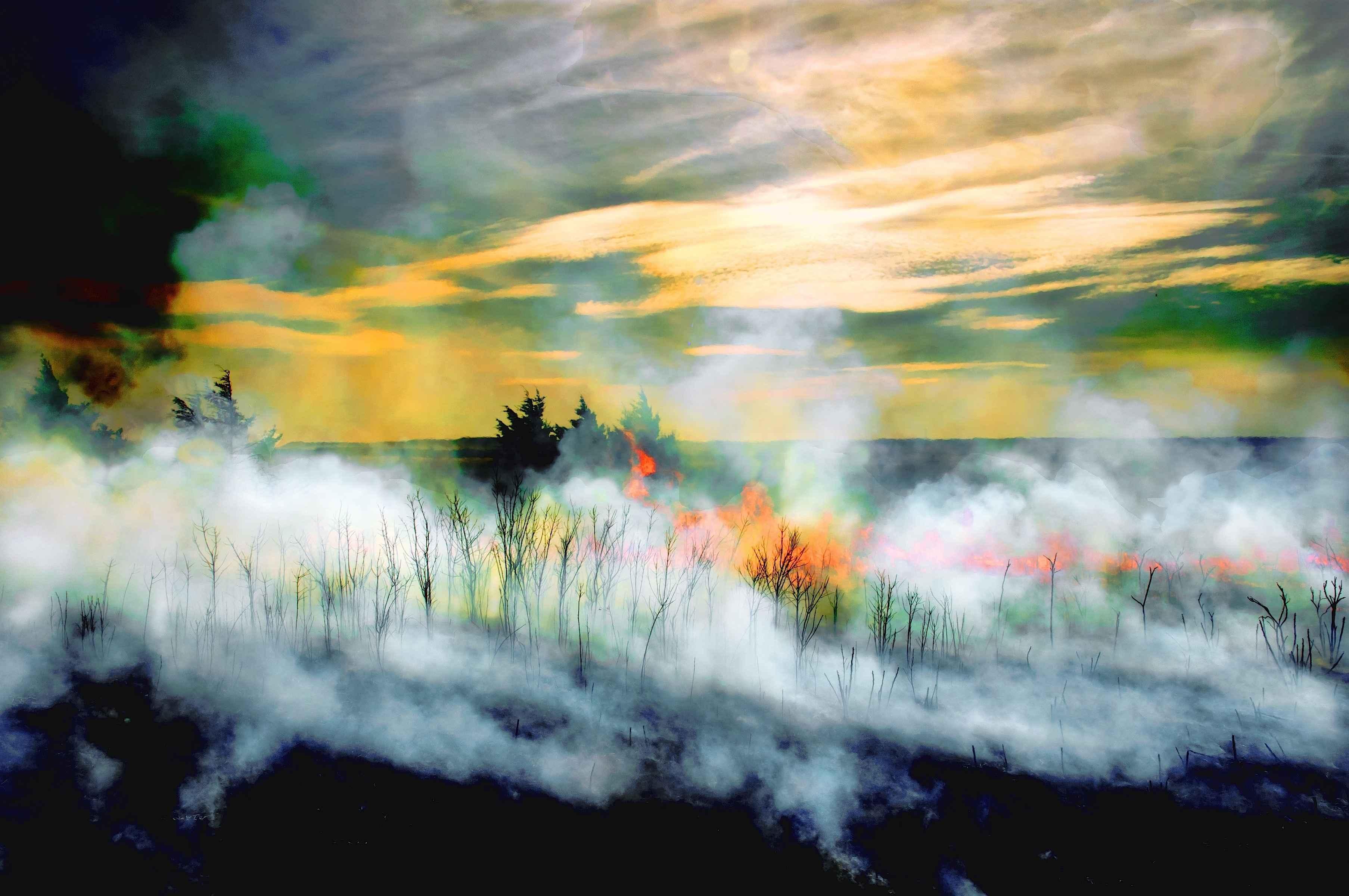 After Glow by  Edward Sturr - Masterpiece Online
