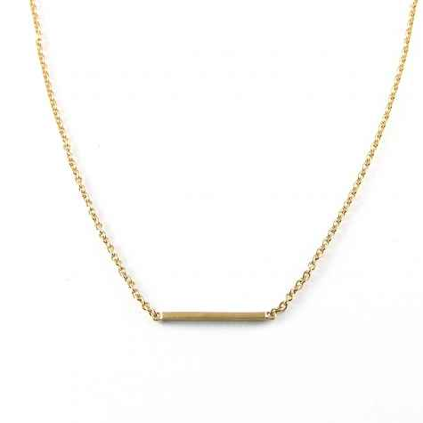 Bar Necklace by  Zina Sterling - Masterpiece Online