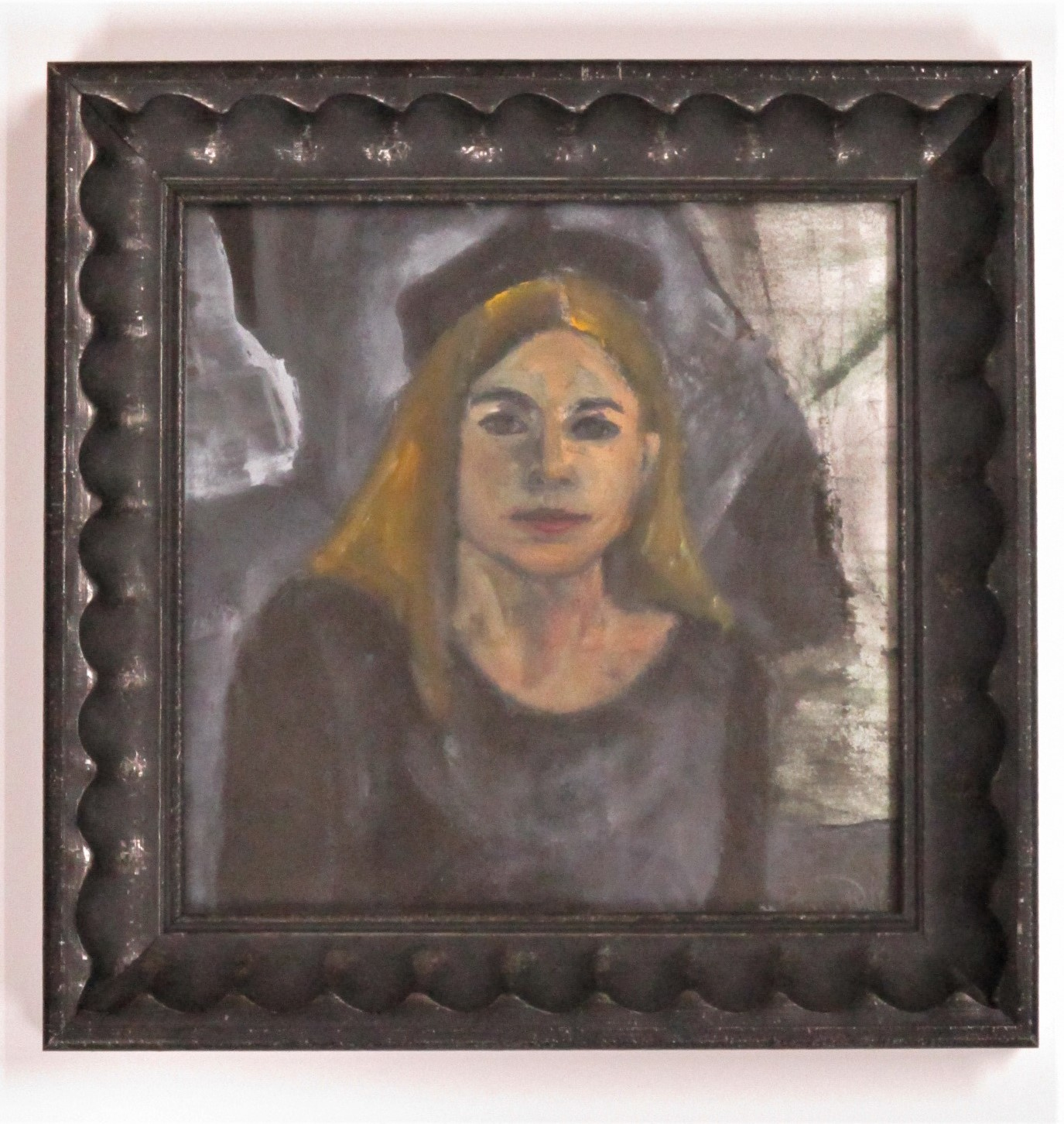 Unknown (Blond Woman) by  Poppy Dully - Masterpiece Online