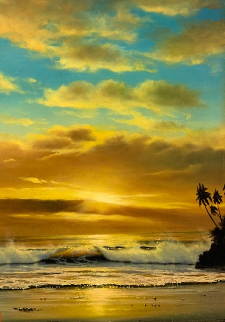 Magic Sunset II by  Anthony Casay - Masterpiece Online