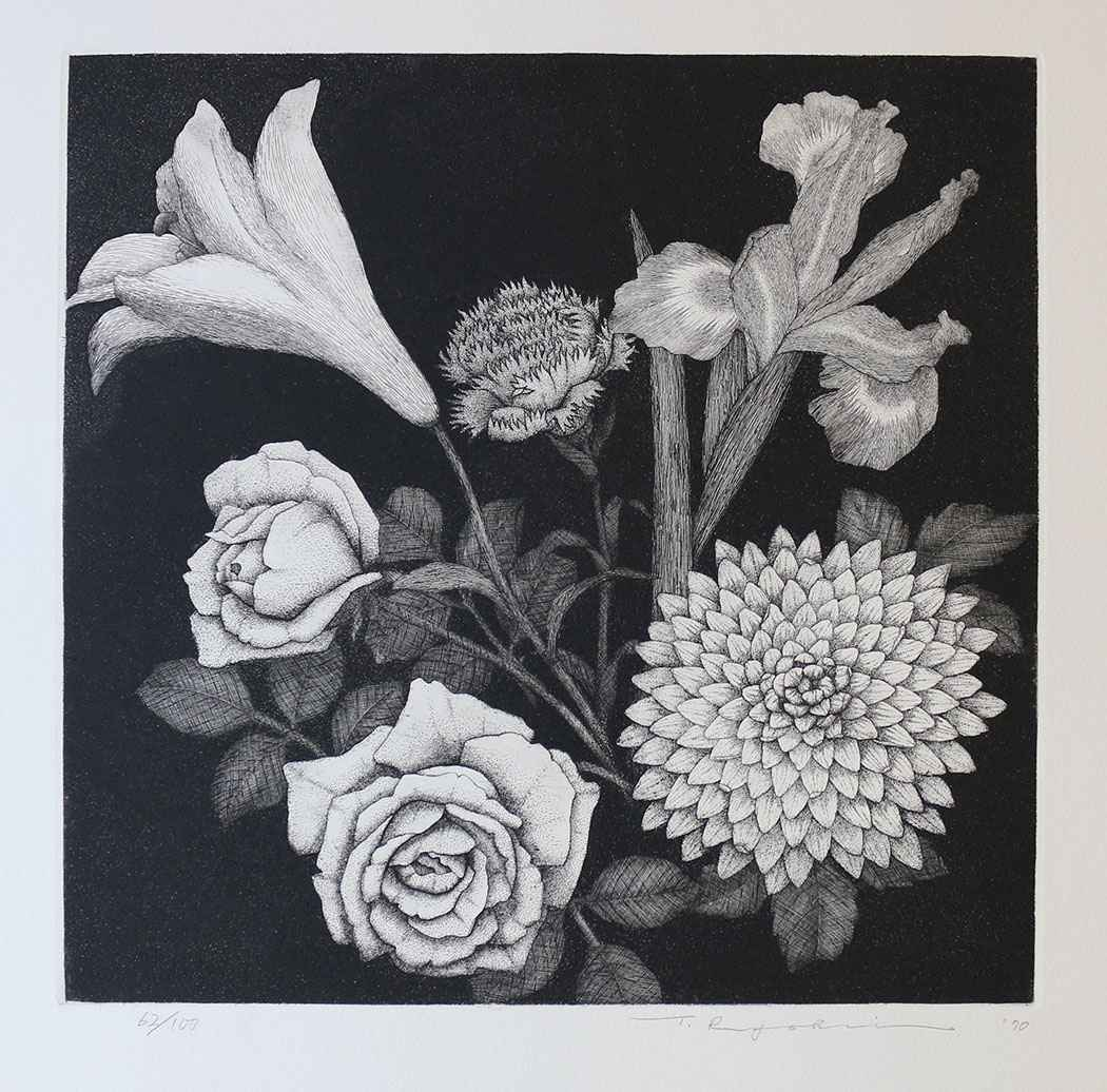 Flowers by  Ryohei Tanaka - Masterpiece Online