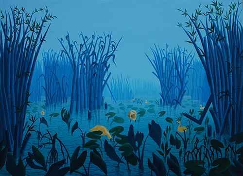 Yellow Ducks by  Roosevelt SANON - Masterpiece Online