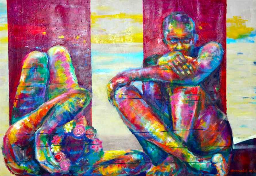 EmBodied (Filter Lust) by Miss Amarachi Kelechi Odimba - Masterpiece Online