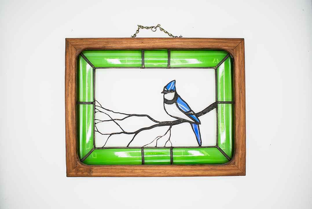 Blue Jay #21  by Berggren Maurice Berggren 171