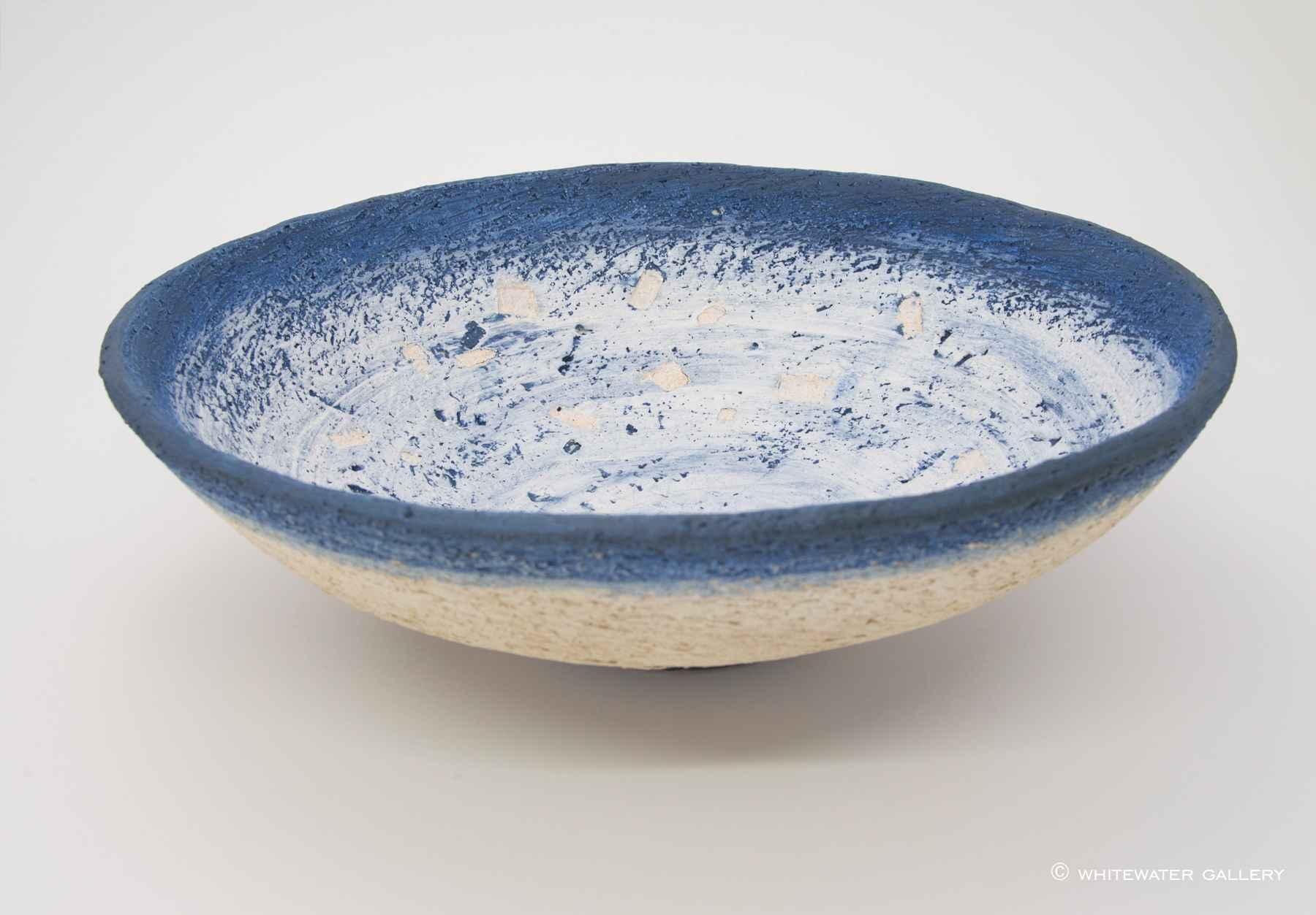 Galaxy Bowl ll by  Paula Downing - Masterpiece Online