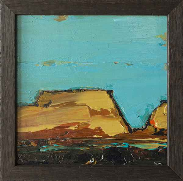 Yellow Mesa I by  Ray Tigerman - Masterpiece Online