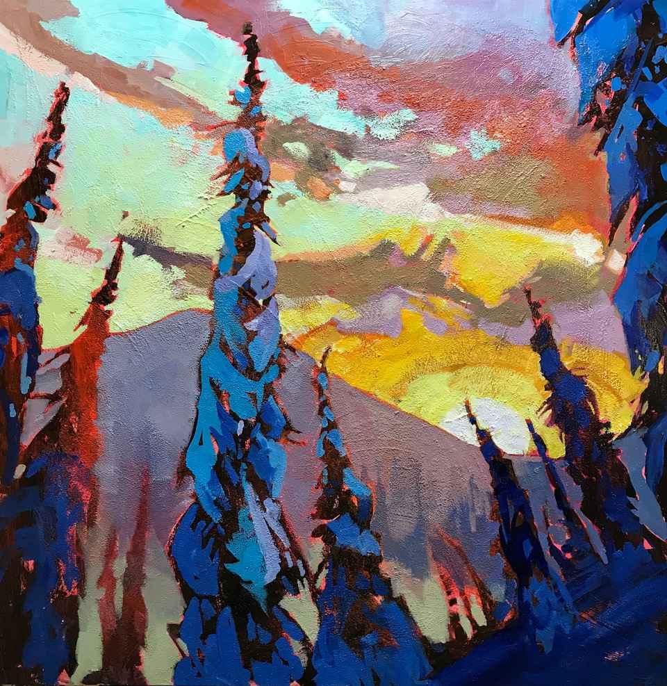 Buena Vista by  Stephanie Gauvin - Masterpiece Online