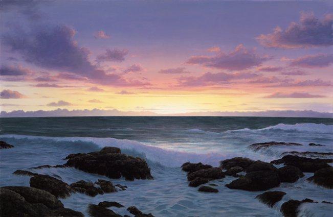 Hana Morning by  Alexander Volkov - Masterpiece Online
