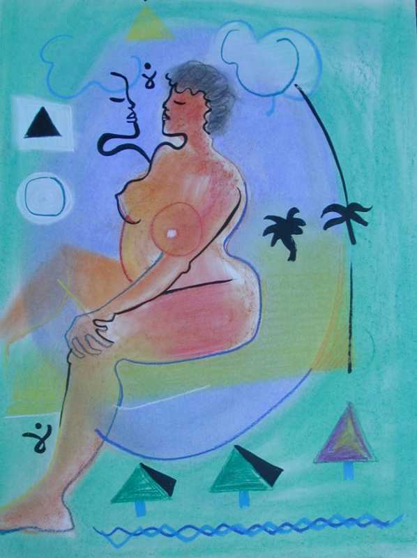 Makawao Nude 1050 by  Andrea Smith - Masterpiece Online