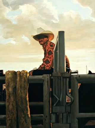 Rodeo Skies by  David DeVary - Masterpiece Online