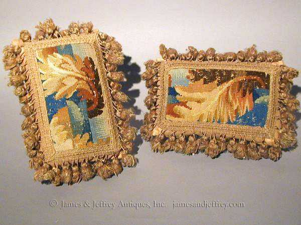 Pair of Needlework Pi... by  French  - Masterpiece Online