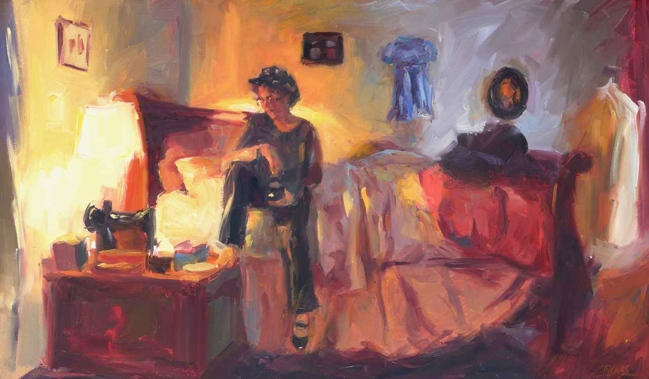 Another Time by  Pam Ingalls - Masterpiece Online
