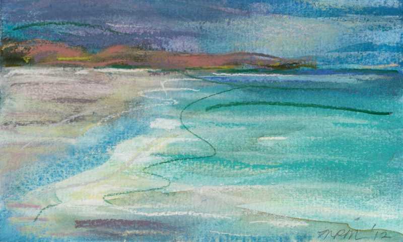 Winward Shore II by  Mary Philpotts McGrath - Masterpiece Online