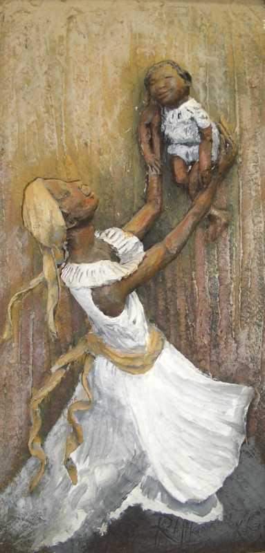 My Joy by  Haitian Fine Art  - Masterpiece Online