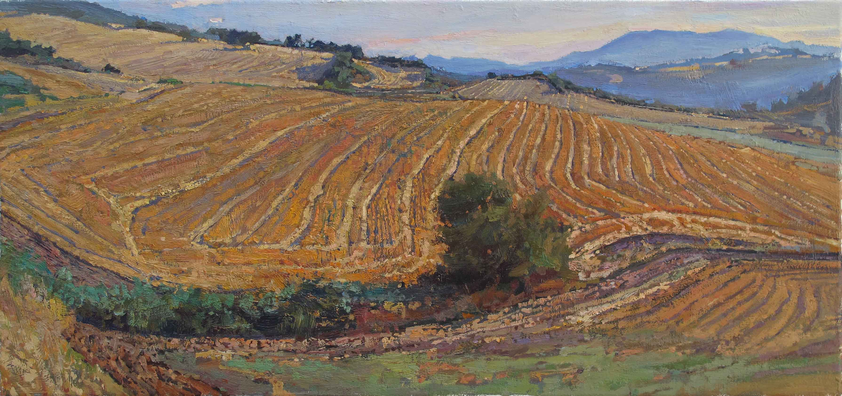 Andalusian August by  Daud Akhriev - Masterpiece Online
