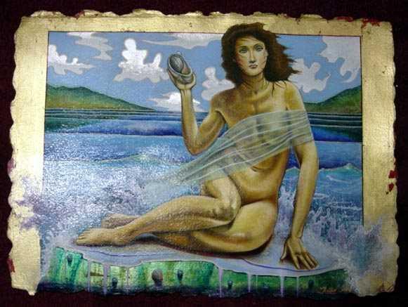Birth of Venus by  Matthew Smith - Masterpiece Online