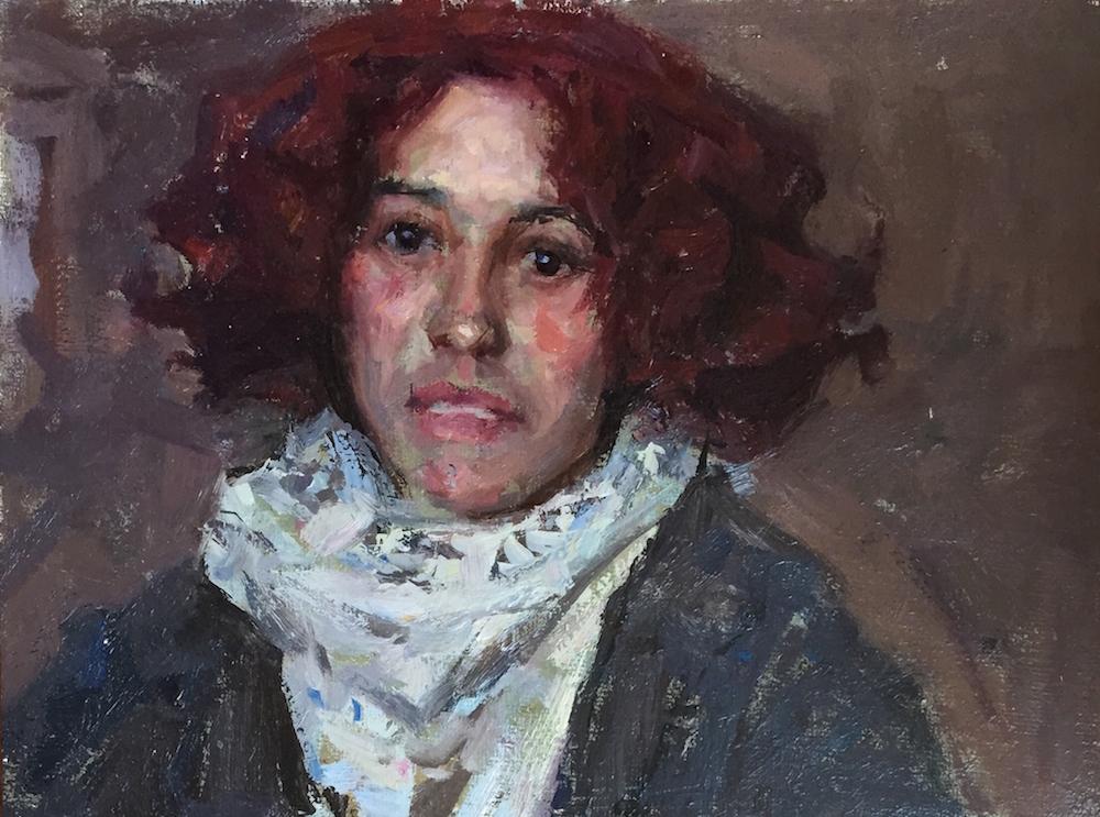 Begonia by  Daud Akhriev - Masterpiece Online
