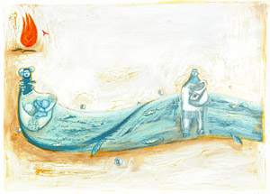Niniane And Lancelot by  Octavia Monaco - Masterpiece Online