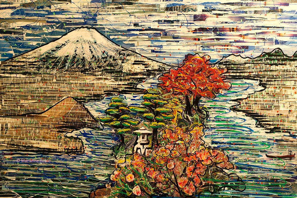 L'apaisement by Mme Marianne RUBIO - Masterpiece Online