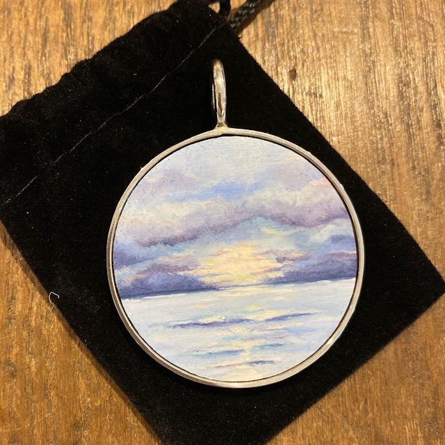 #318 LG-CR Lavender S... by  Nell Mercier - Masterpiece Online