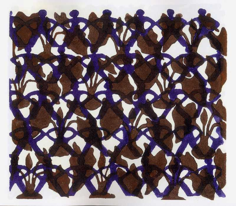 Multicolor 17 (2010) by  Brendt Berger - Masterpiece Online