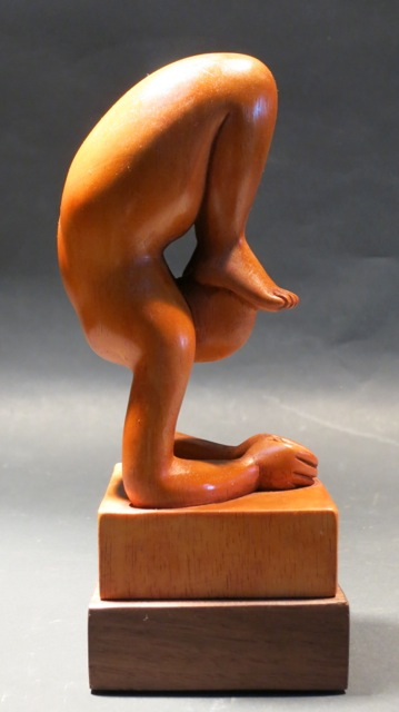 Yoga Pose #1 by  Mike Medow - Masterpiece Online