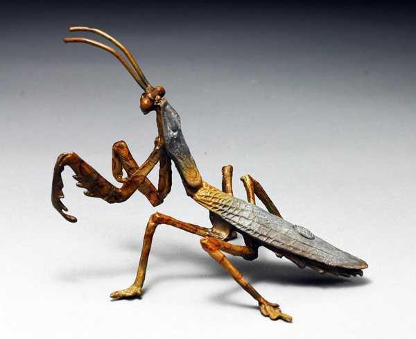 Mantis  by  Dan Chen - Masterpiece Online