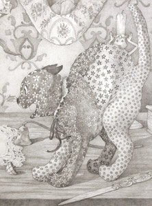 Hissing Cat by  Johanna Westerman - Masterpiece Online
