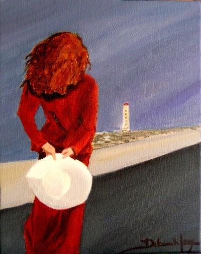 Contemplation lll (SO...  by  Deborah Levy