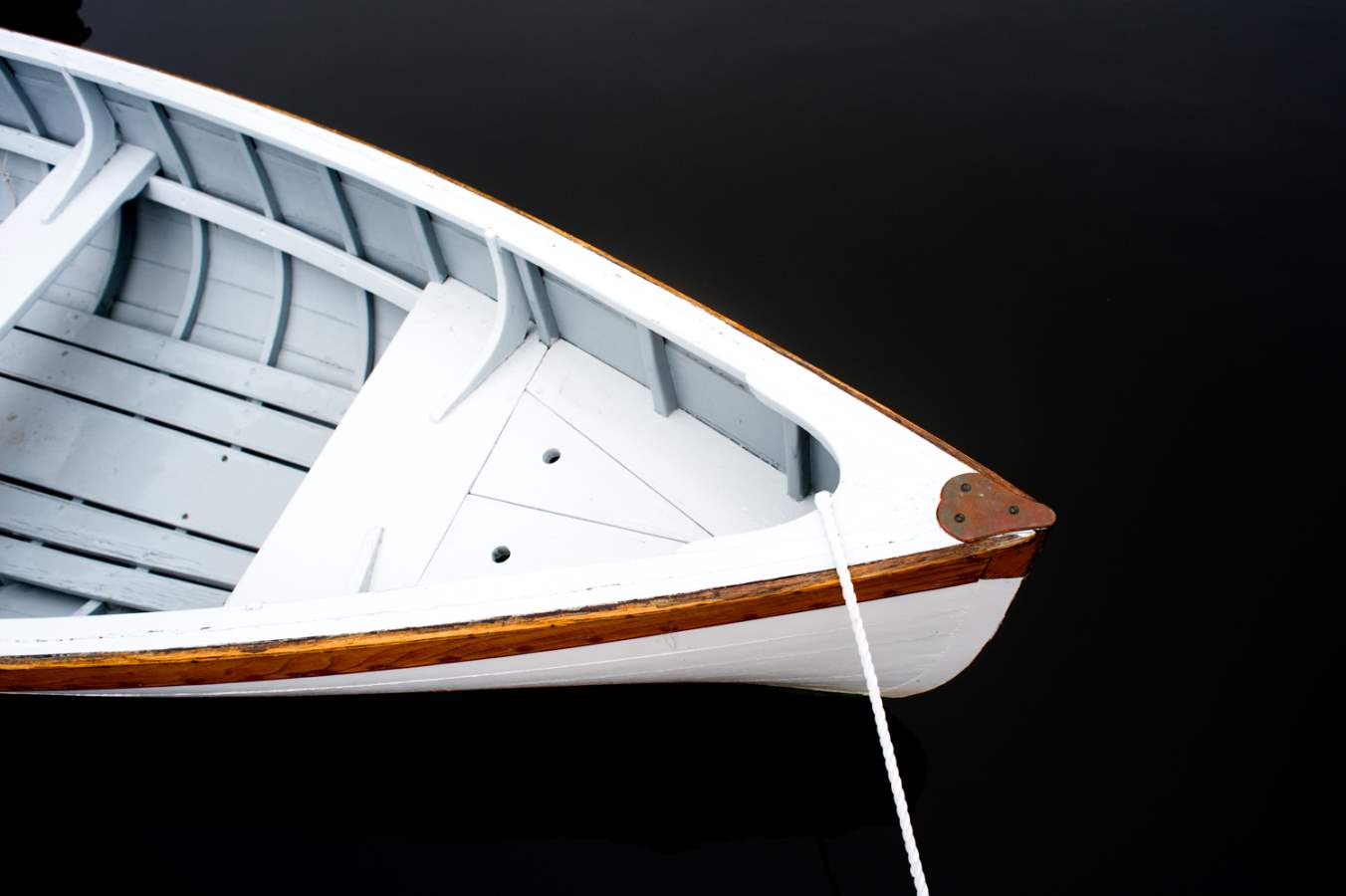 White Rowboat III 201... by  Alison Shaw - Masterpiece Online